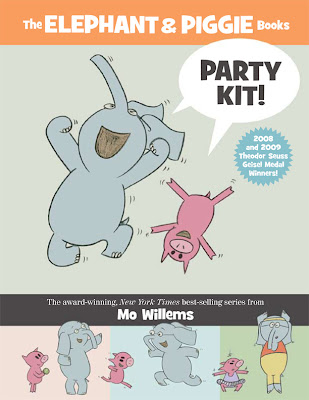 Mo Willems Doodles Make it an PARTY
