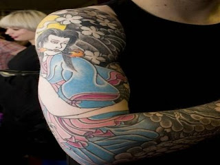 Arm Japanese Tattoo Designs