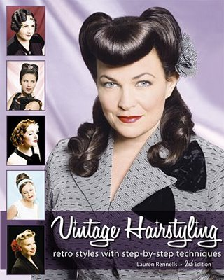 salon hairstyle books. In the meantime, here is a great vintage hairstyling