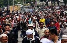 Teguran Tun Mahathir kepada pemimpin-pemimpin parti yg tak mengira perasaan rakyat.