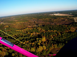 Flying high above Richmond County
