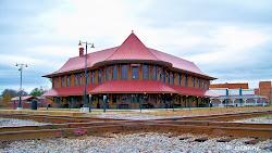 The Hamlet Historic Depot & Museum