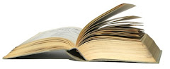 um livro aberto