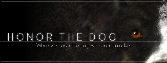 Honor The Dog