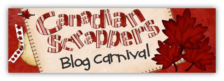 Canadian Scrapper's Blog Carnival