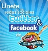 """Unete a las redes sociales de """"Somos tu y yo ... un nuevo dia"""""""