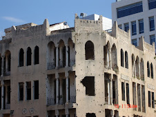 typical building in Beirut