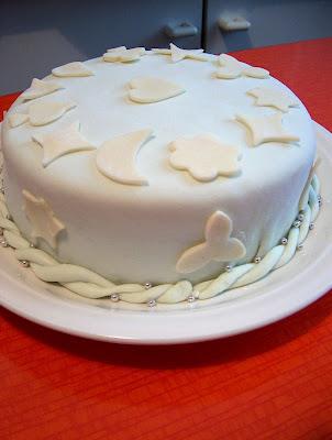 Ricetta Biscotti Torta Torte Decorate Con Marshmallow