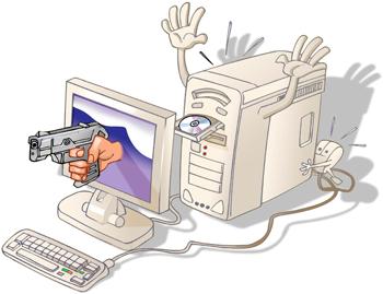 Cartilha segurança Internet