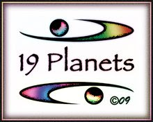 A 19 Planets Logo