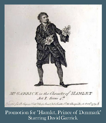 an analysis of the acting performed by david garrick In 1769, the famous actor david garrick is  richard brinsley sheridan, with a  prologue by the famous actor david garrick, and was first performed in 1777.