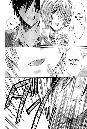 Loading Manga XX Me! Page 15...