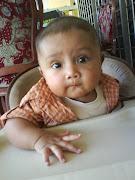 Rayyan @ 4 months