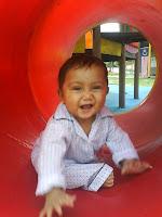 Rayyan @ 8 months