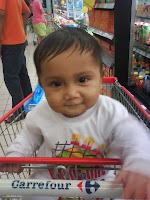 Rayyan @ 7 months