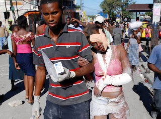 Foto Gempa Haiti5