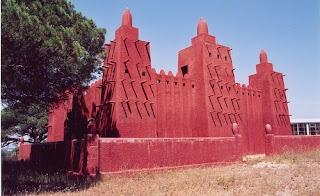 Masjid Missiri Frejus, Mali