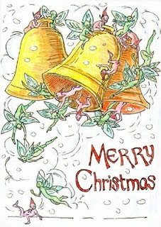 kartu ucapan natal 2009