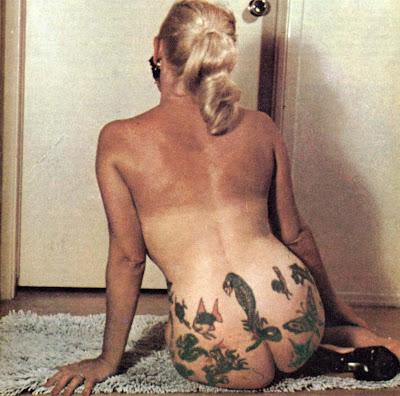 Tattooed Ass