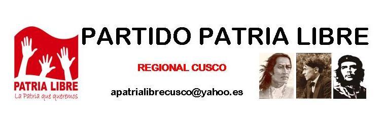 PARTIDO PATRIA LIBRE