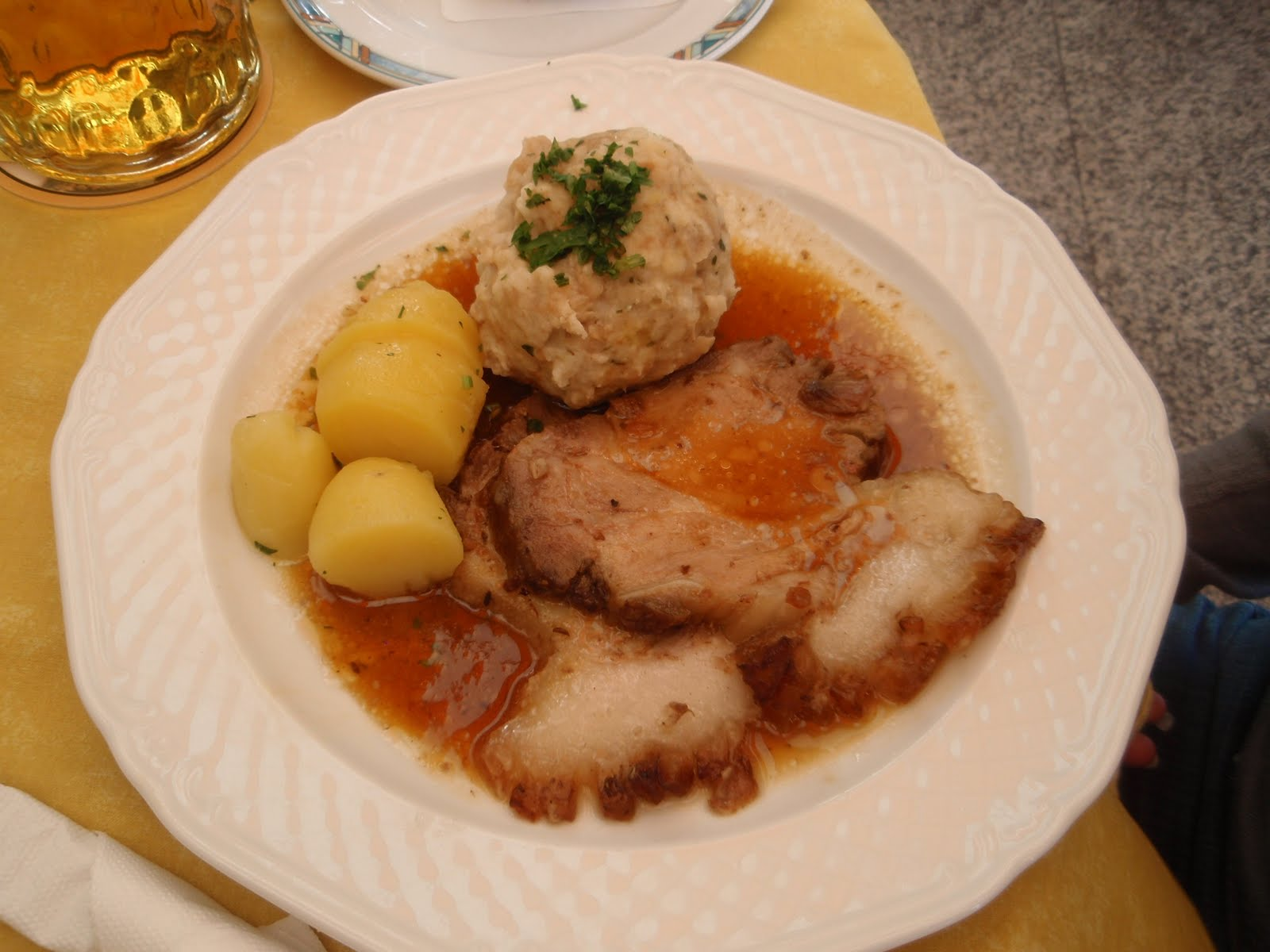 The globe on my plate austrian cuisine for Austrian cuisine