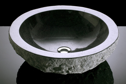 Stone Vanity Basin : Modecor: Natural Stone Basins