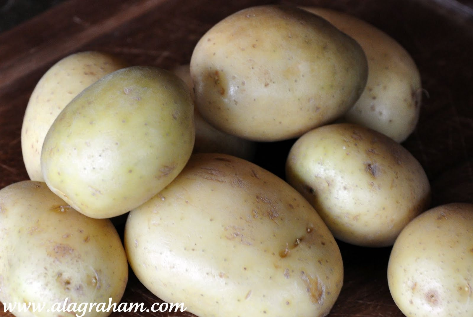 Place the potatoes in a deep 12-inch skillet. Cover potatoes almost ...