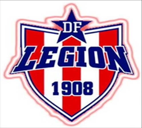 la legion 1908