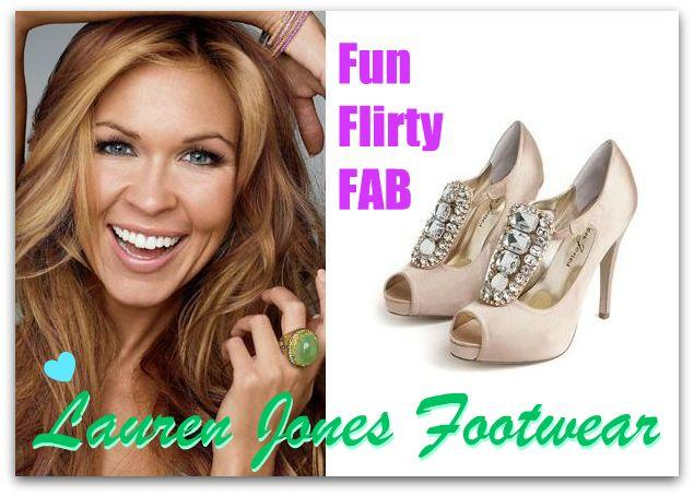 ... make sure to grab your favorite pair of Lauren Jones Shoes.