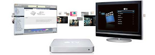 Apple tv media center