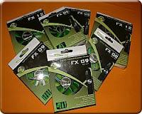 ventiladores Nanoxia FX