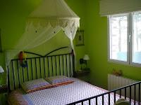 dormitorio chalet segovia