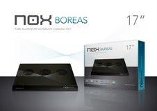 cooler para portatiles nox boreas