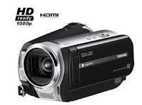 videocamara disco duro toshiba gigashot a40