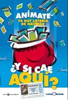 cartel loteria navidad 2008