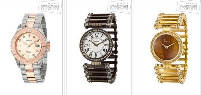 relojes mujer swarovsky