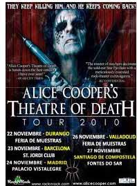 tour alice cooper
