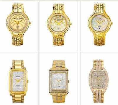 relojes oro hombre