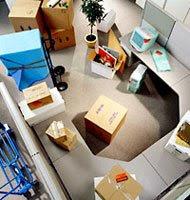 Офисный переезд и грузоперевозки на Газели в Одинцово.