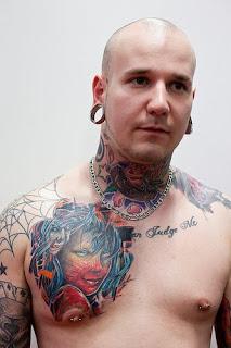 tattoo motive, tattooing