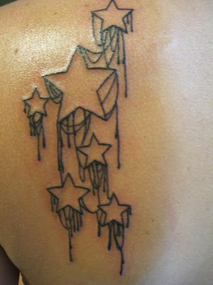 star tattoo designs for girls side tattoos · stard NEW STAR tattoo designs