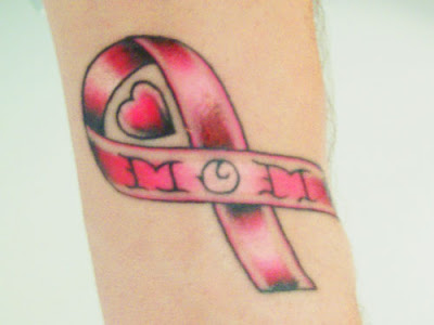 Cool Love Mom Tattoo Design cute bow tattoos and mom tattoos