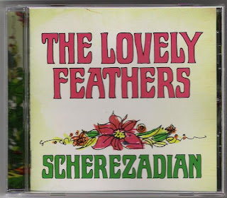 the lovely feathers