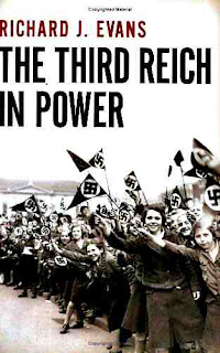 Richard J Evans - The Third Reich in Power cover