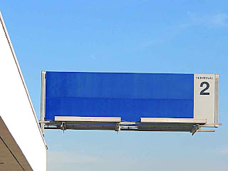 Blue Terminal Two (c) David Ocker