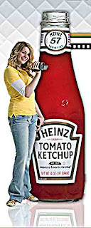 Win money making a Heinz ketchup video