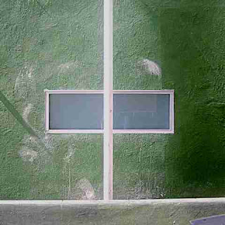 Window in a Green wall (c) David Ocker