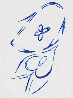 Pooh Bear Doodle (c) David Ocker