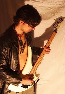 Joseph Diaz, guitarrist