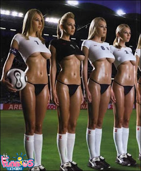 Ah The Girls of Soccer